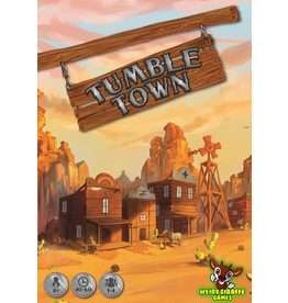 Tabletop Games Tumble Town KS