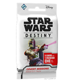 Fantasy Flight Games Covert Missions SW Destiny Pack