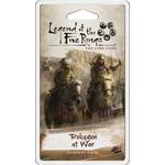 Fantasy Flight Games L5R LCG Rokugan at War Dynasty Pack
