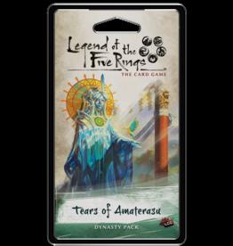 Fantasy Flight Games Tears of Amaterasu Dynasty Pack L5R LCG
