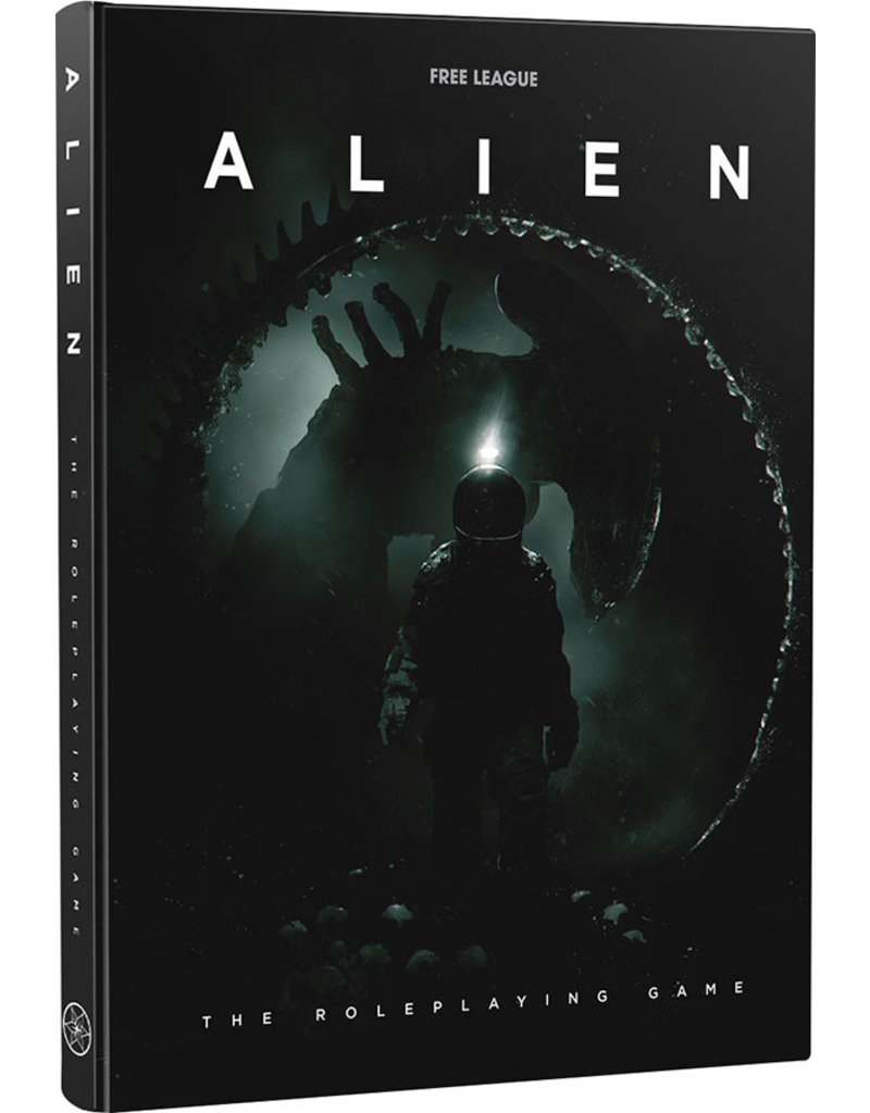 Free League Publishing Alien RPG