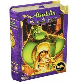 iello Tales & Games Aladdin & The Magic Lamp