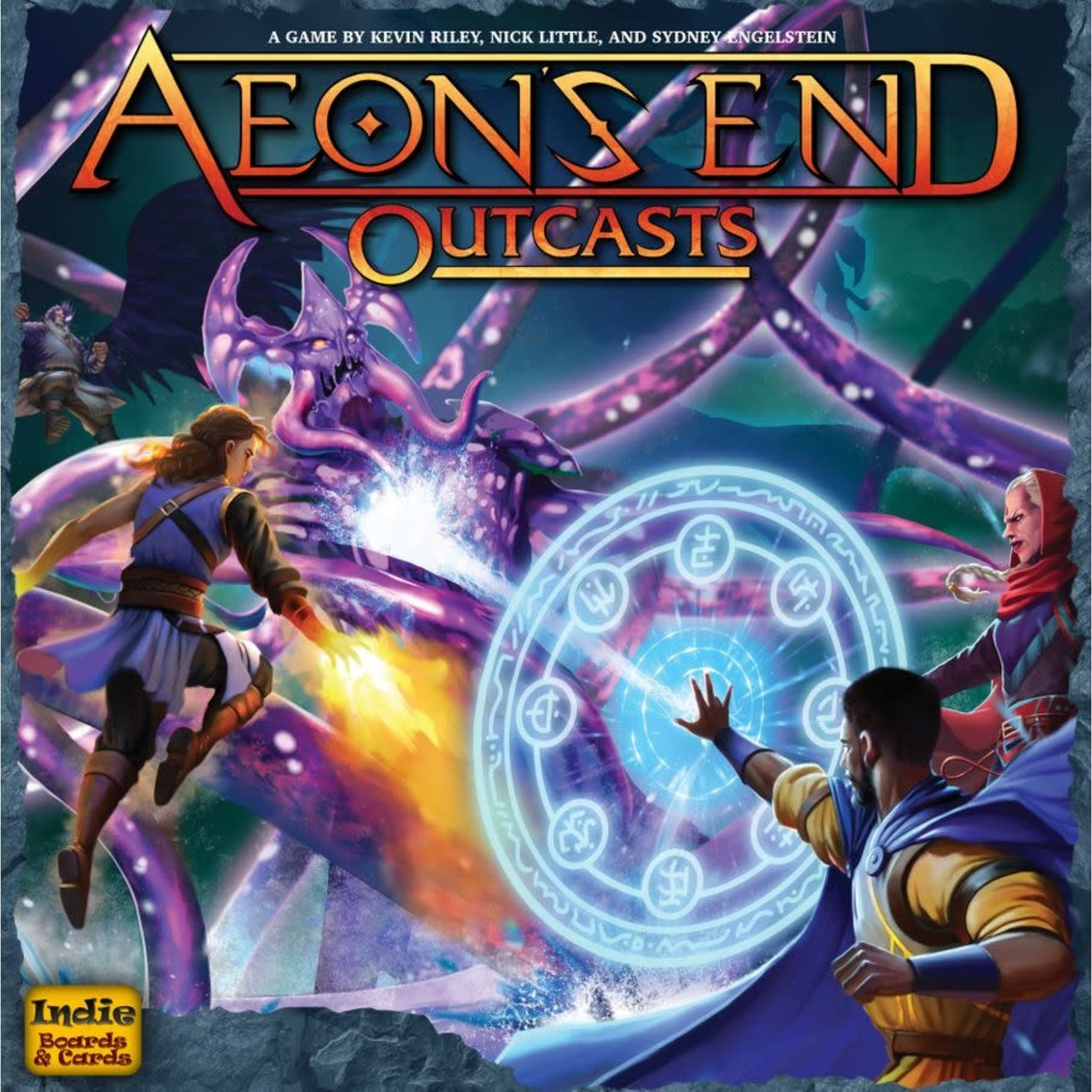 Indie Boards & Cards Aeon's End Outcasts