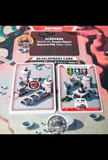 Pandasaurus Games Godspeed Deluxe Edition KS