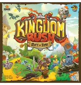 Lucky Duck Games Kingdom Rush King + Spider Goddess Expansion KS