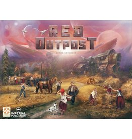 Imperial Publishing Red Outpost Deluxe KS