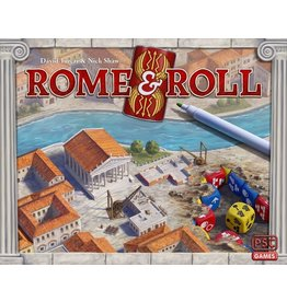 25th Century Games Rome & Roll KS