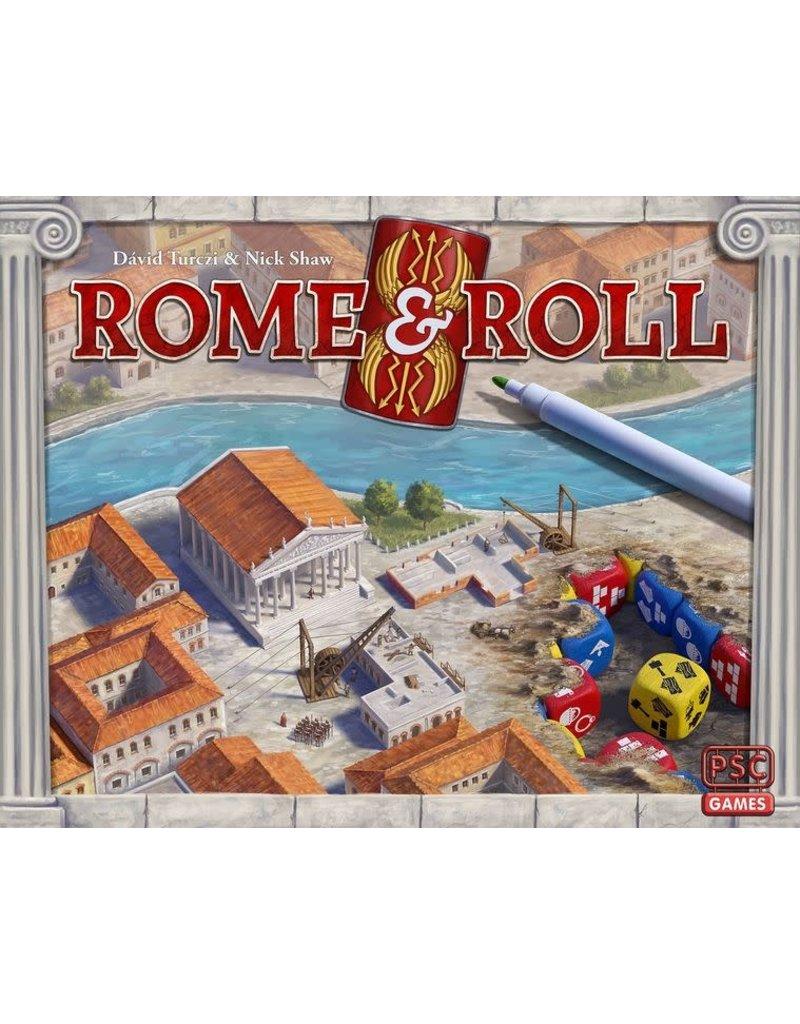 25th Century Games Rome & Roll KS