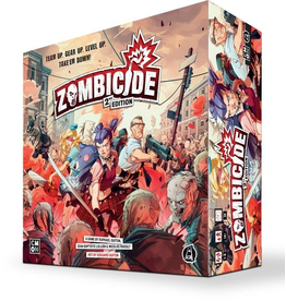 CMON Zombicide (2nd Edition)