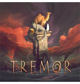 Curly Bros Games Tremor KS