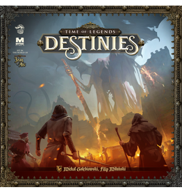 Lucky Duck Games Time of Legends: Destinies King KS