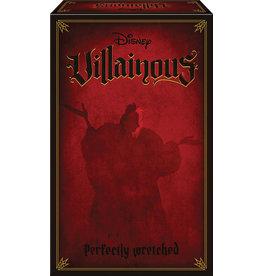 Ravensburger Disney Villainous Perfectly Wretched