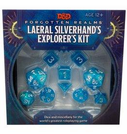 WOTC D&D D&D Forgotten Realms Laeral Silverhand's Explorer's Kit