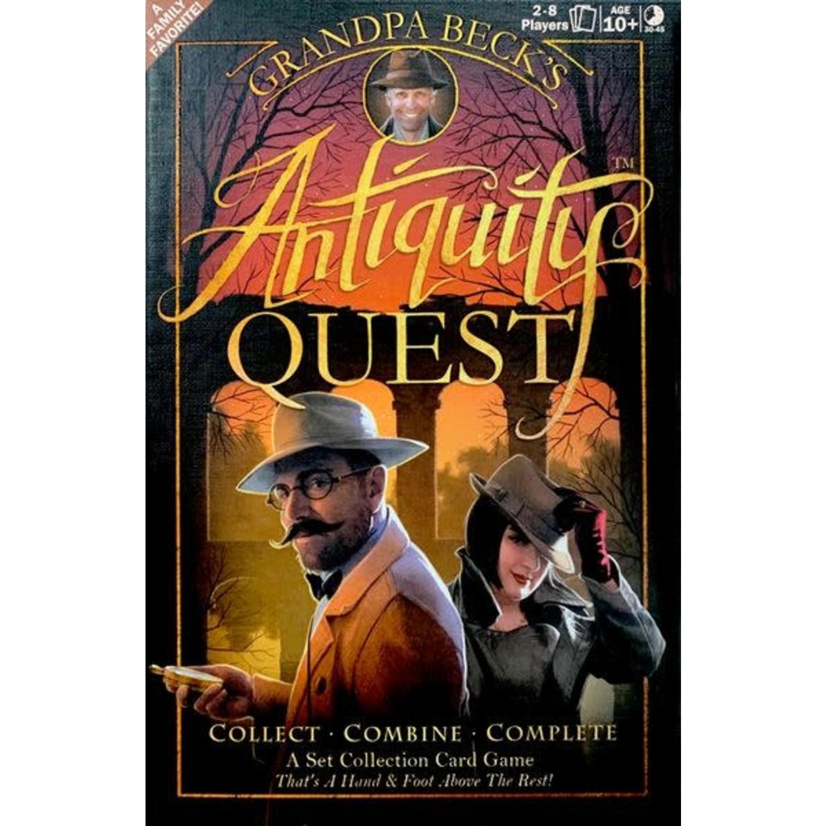 Grandpa Beck's Games Antiquity Quest