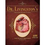 Genius Games Dr. Livingston's Anatomy Puzzle Abdomen