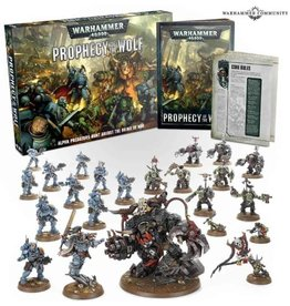 Games Workshop WH40K Prophecy of the Wolf