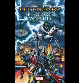 Upper Deck Legendary DBG Heroes of Asgard