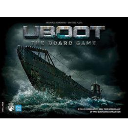 Phalanx U-Boot The Board Game