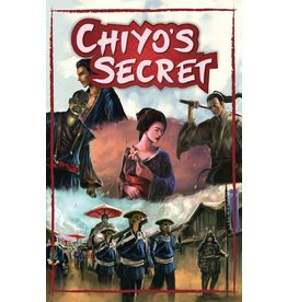 WIZKIDS/NECA Chyio's Secret