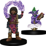WIZKIDS/NECA Wardlings Girl Wizard & Genie W1