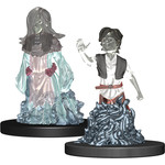 WIZKIDS/NECA Wardlings Ghost (Male & Female) W3