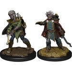 WIZKIDS/NECA Wardlings Zombie (Male & Female) W3