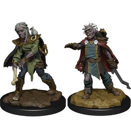 WIZKIDS/NECA Wardlings Zombie (Male & Female) W3