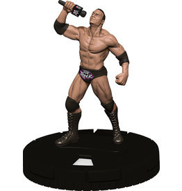 WIZKIDS/NECA WWE HeroClix: The Rock