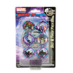 WIZKIDS/NECA MHeroClix 15th A What If? Dice and Token Pack