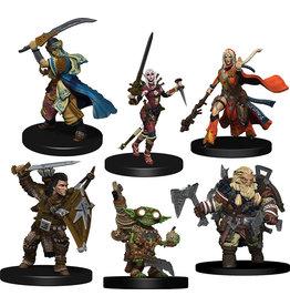WIZKIDS/NECA Pathfinder Battles: Iconic Heroes Evolved