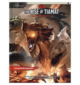WOTC D&D D&D 5E: The Rise of Tiamat