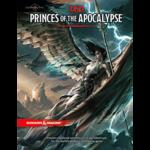 WOTC D&D D&D 5E Princes of the Apocalypse Elemental Evil RPG