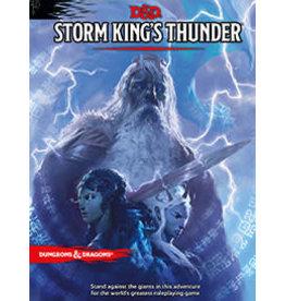 WOTC D&D D&D 5E RPG: Storm King`s Thunder