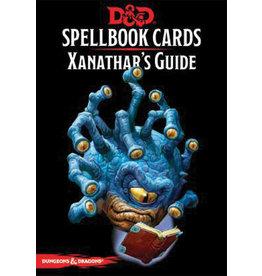 GaleForce Nine D&D 5E: Xanathar's Guide Deck Spellbook Cards (95 cards)