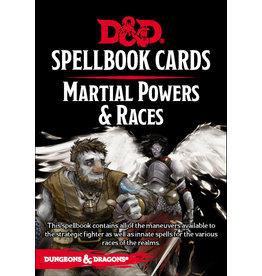 GaleForce Nine D&D 5E Martial Spellbook Cards (61)