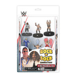 WIZKIDS/NECA WWE HeroClix: The Rock `n` Sock Connection 2-Player Starter Set