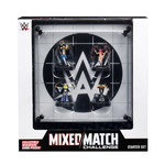 WIZKIDS/NECA WWE HeroClix: Mixed Match Challenge WWE Ring 2-Player Starter Set