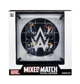 WIZKIDS/NECA WWE HeroClix: Mixed Match Challenge WWE Ring 2-Player Starter Set