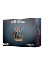 Games Workshop Abaddon the Despoiler Chaos Space Marines