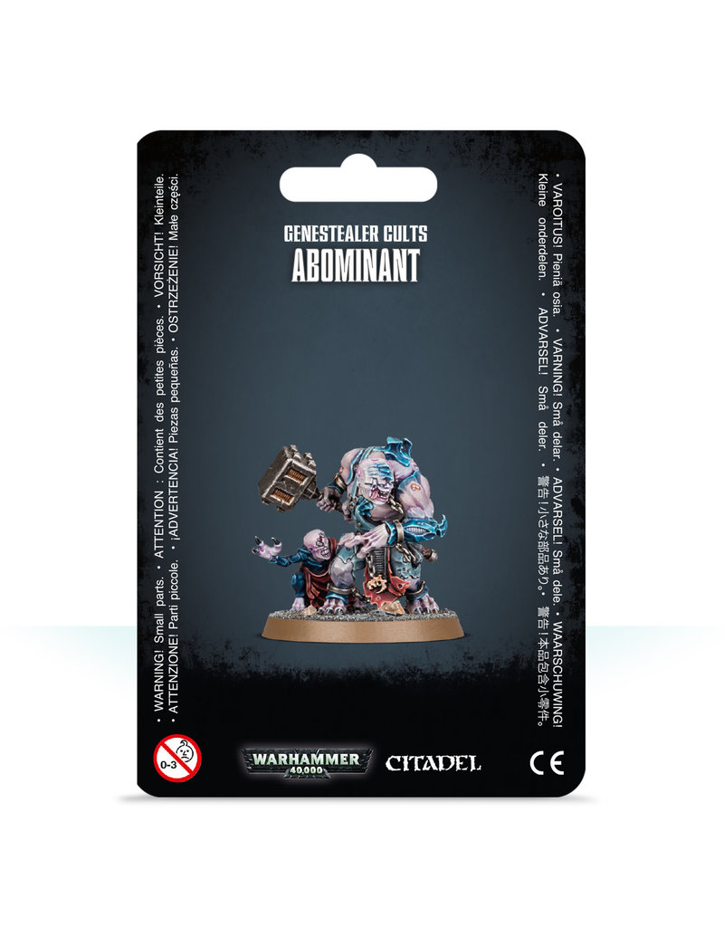 Games Workshop Abominant Genestealer Cults