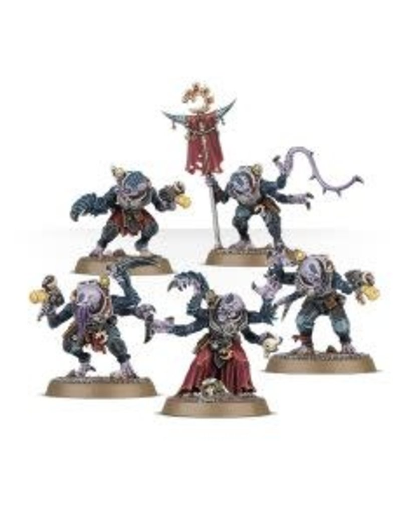 Games Workshop Acolyte Hybrids Genestealer Cults