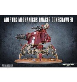 Games Workshop Adeptus Mechanicus Onager Dunecrawler