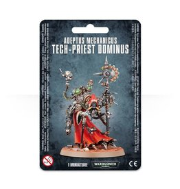 Games Workshop Adeptus Mechanicus Tech-Priest Dominus