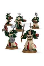 Games Workshop Dark Angels Company Veteran Squad WO
