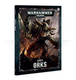Games Workshop CODEX Orks