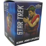 WIZKIDS/NECA Star Trek Kirk & Uhura HeroClix Convension Exclusive