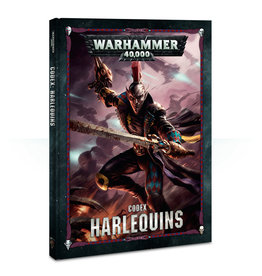 Games Workshop Codex: Eldar Harlequin 2018