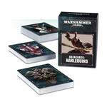 Games Workshop DATACARDS Harlequin