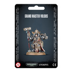 Games Workshop Grey Knights Grand Master Voldus
