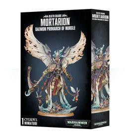 Games Workshop DG Mortarion Daemon Primarch